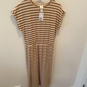 H&M   Long Cotton Dress